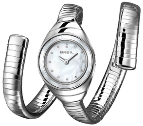 Breil Dress Hvid/Stål Ø30 mm TW1052