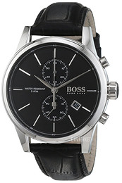 Hugo Boss Jet Sort/Læder Ø41 mm 1513279