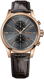Hugo Boss Jet Grå/Læder Ø42 mm 1513281