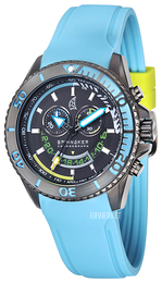 Spinnaker Amalfi Grå/Gummi Ø46 mm SP-5021-05