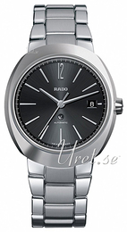 Rado D-Star Sort/Stål Ø38.2 mm R15513153