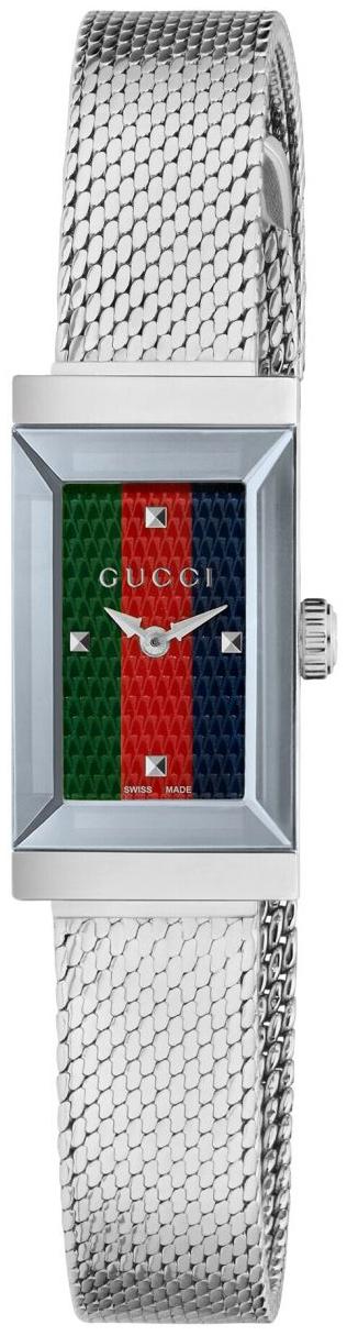Gucci G-Frame Dameur YA147510 Flerfarvet/Stål