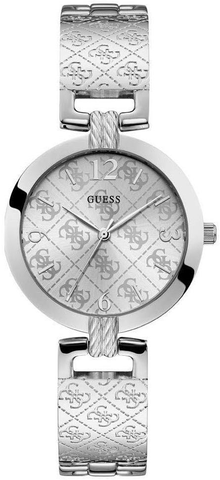 Guess 99999 Dameur W1228L1 Sølvfarvet/Stål Ø35 mm