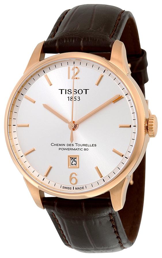 Tissot Chemin Des Tourelles Automatic Gent Herreur T099.407.36.037.00