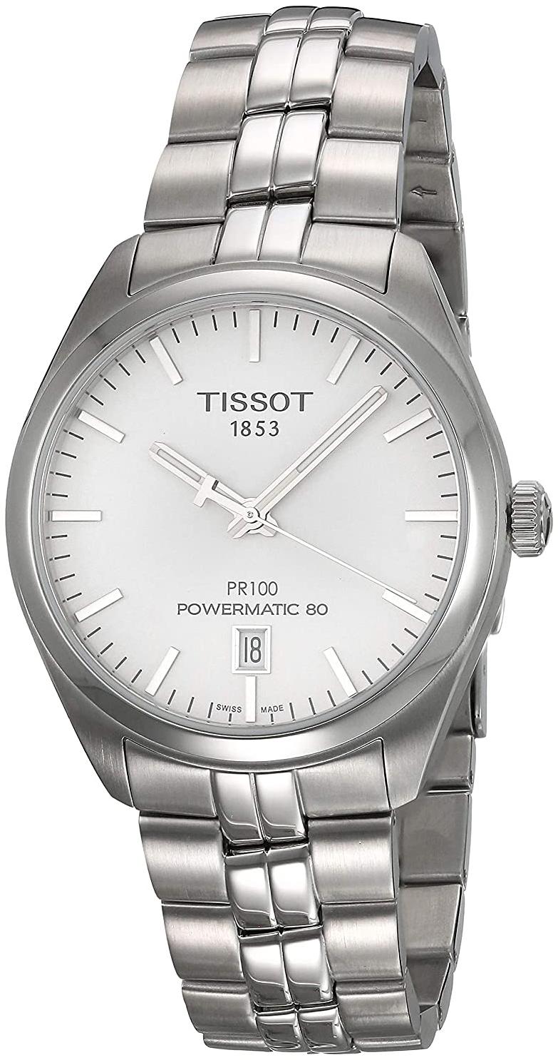 Tissot PR 100 Automatic Gent Herreur T101.407.11.031.00