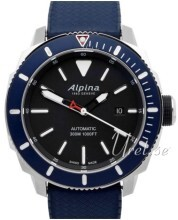 Alpina Seastrong Sort/Gummi Ø44 mm