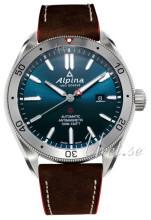Alpina Alpiner Blå/Læder Ø44 mm
