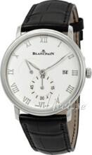 Blancpain Villeret Hvid/Læder Ø40 mm