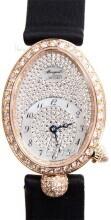 Breguet Reine De Naples Diamantudsmykket/Satin