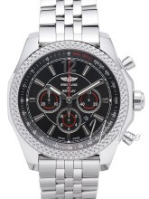 Breitling for Bentley Barnato 42 Sort/Stål