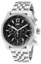 Breitling for Bentley Barnato 42 Sort/Stål Ø42 mm