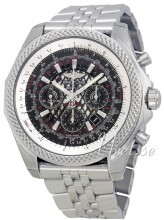 Breitling for Bentley B06 Sort/Stål