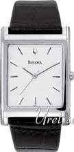 Bulova Straps White Dial