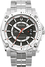 Bulova Precisionist Sort/Titanium Ø46 mm