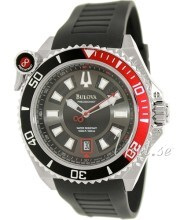 Bulova Catamount Sort/Gummi