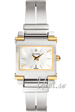 Bulova Bracelet Ladies Two Tone MOP Dial