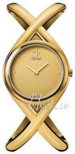 Calvin Klein Classic Champagne/Rosaguldtonet stål Ø27 mm