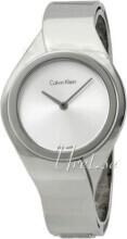 Calvin Klein Senses Sølvfarvet/Stål Ø27 mm