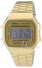 Casio Casio Collection LCD/Gul guldtonet stål