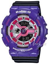 Casio Baby-G Flerfarvet/Resinplast