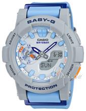 Casio Baby-G Grå/Resinplast