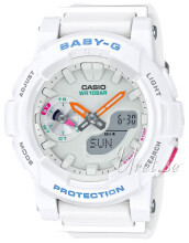 Casio Baby-G Hvid/Resinplast