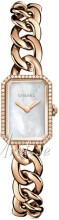 Chanel Premiere Hvid/18 karat rosa guld