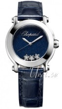 Chopard Happy Sport Blå/Læder
