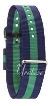Daniel Wellington Classic Warwick Strap Tekstil