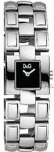 Dolce & Gabbana D&G Sølvfarvet/Stål 26x26 mm