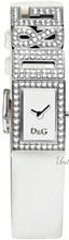 Dolce & Gabbana D&G Shout Sølvfarvet/Stål 22.5x17.1 mm