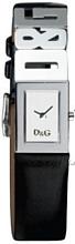 Dolce & Gabbana D&G Sølvfarvet/Stål 22.5x17.1 mm