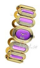 Dolce & Gabbana D&G Lilla/Rosaguldtonet stål