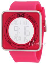 Dolce & Gabbana D&G Sølvfarvet/Gummi