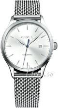 Ebel Classic Sølvfarvet/Stål