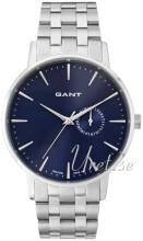 Gant Blå/Stål Ø42 mm