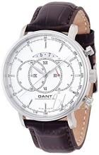 Gant Cameron Hvid/Læder Ø45 mm