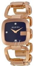 Gucci Sort/Rosaguldtonet stål