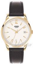 Henry London Westminster Hvid/Læder