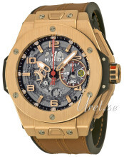 Hublot Big Bang 44.5mm Skeletskåret/Gummi Ø45 mm