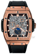 Hublot Big Bang 41mm Skeletskåret/Gummi Ø41 mm