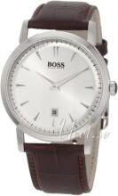 Hugo Boss Classic Sølvfarvet/Læder
