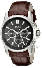 Hugo Boss Sort/Læder