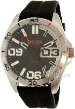 Hugo Boss Sort/Gummi