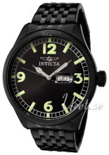 Invicta II Sort/Stål