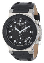 Invicta Ocean Reef Sort/Læder