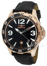 Invicta Specialty Sort/Læder