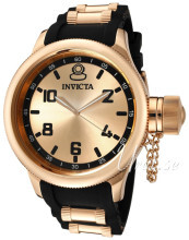 Invicta Russian Diver Rosa guldfarvet/Orange Ø51.5 mm