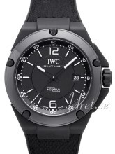 IWC Ingenieur Sort/Gummi Ø46 mm