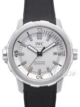 IWC Aquatimer Automatic Hvid/Gummi Ø42 mm